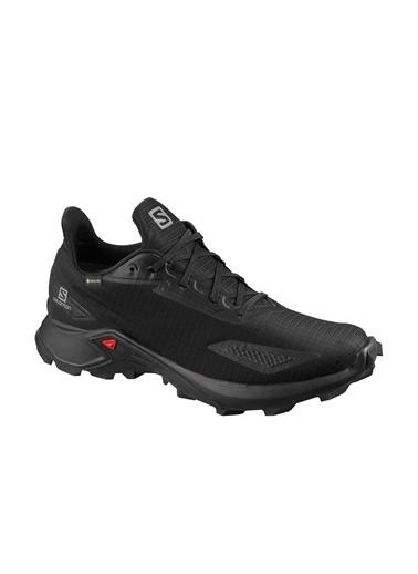 Salomon Salomon L41105300 Alphacross Blast Gore-Tex Erkek Outdoor Ayakkabısı Siyah